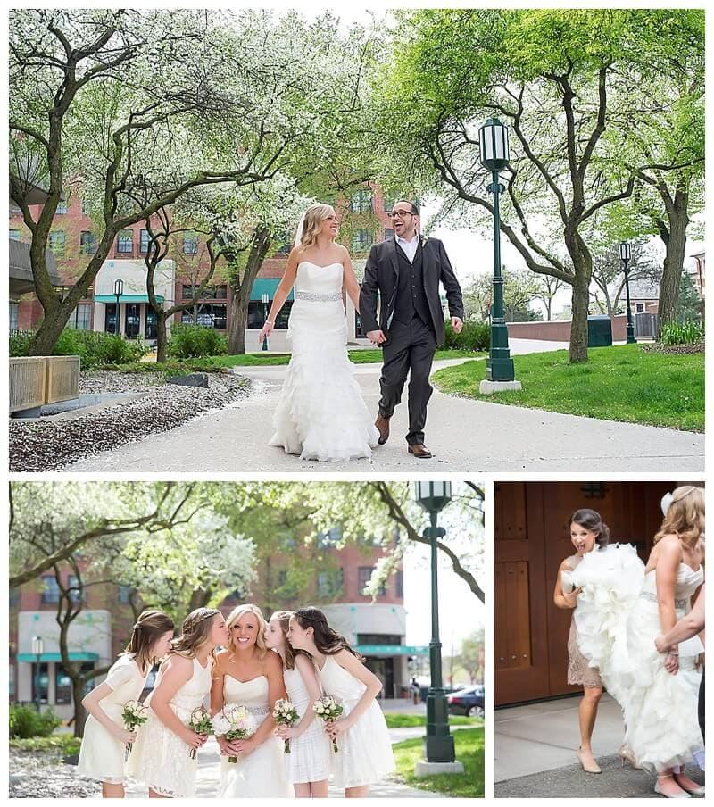 Royal Oak wedding,Birmingham wedding, Michigan wedding, Ann Arbor wedding, Detroit wedding, Editors Pick The Knot wedding