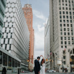 Westin Cadillac Wedding Detroit