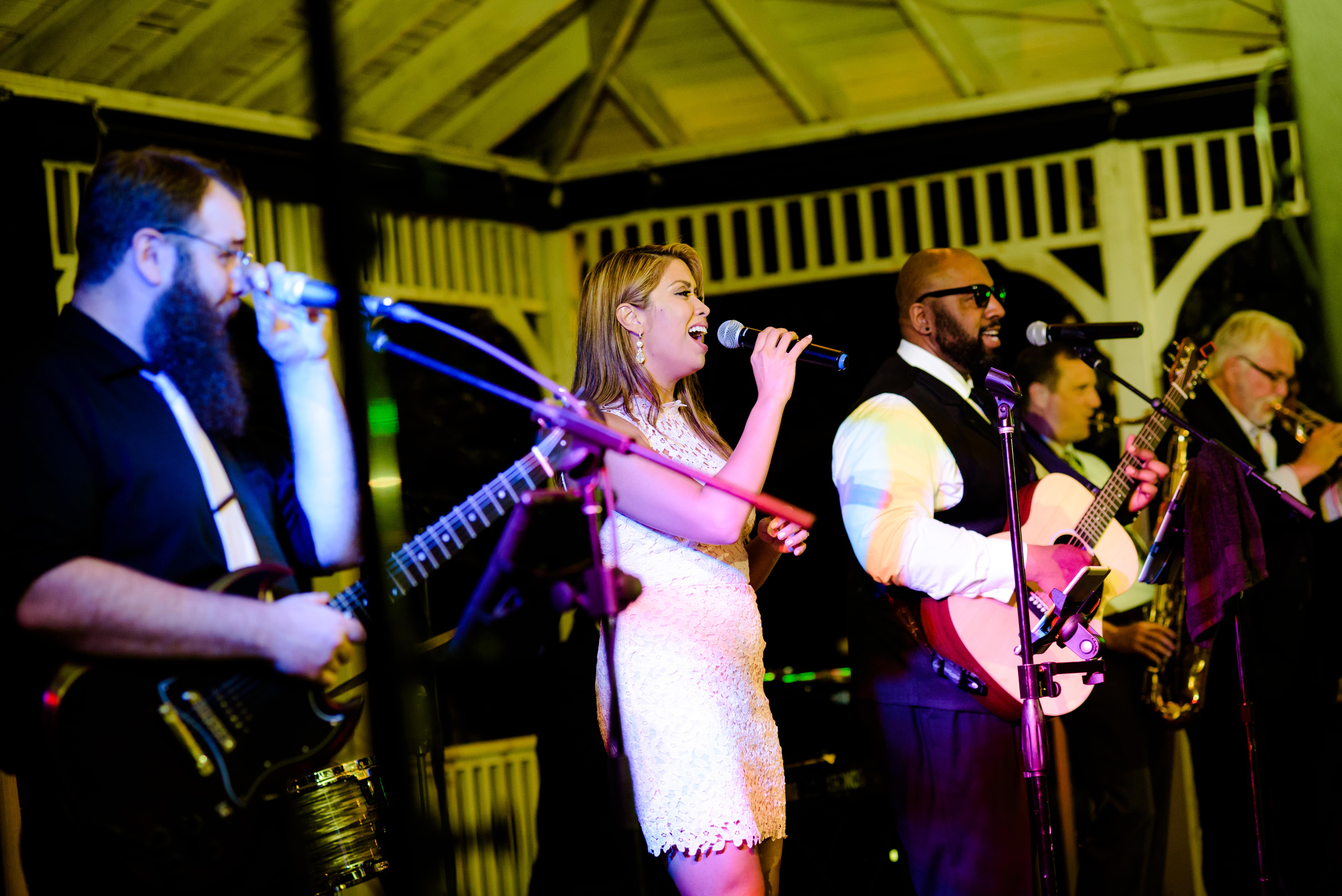 blue water kings band, wedding band, simply brilliant events