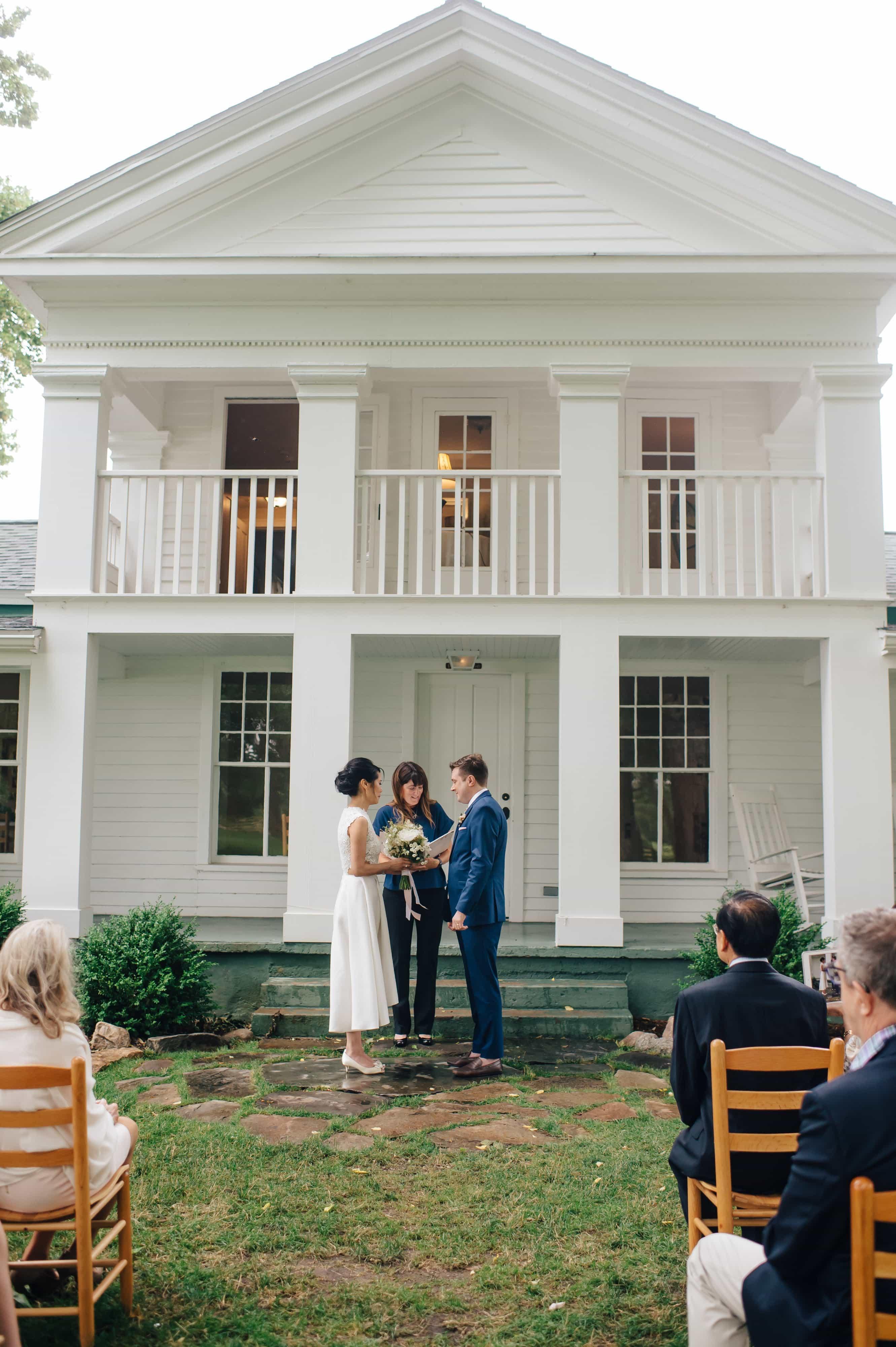 Zingerman Cornman Farms, intimate wedding, destination wedding, ann arbor, small wedding