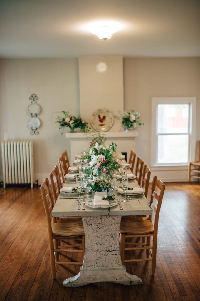 Zingerman Cornman Farms, intimate wedding reception, small wedding, simply brilliant events