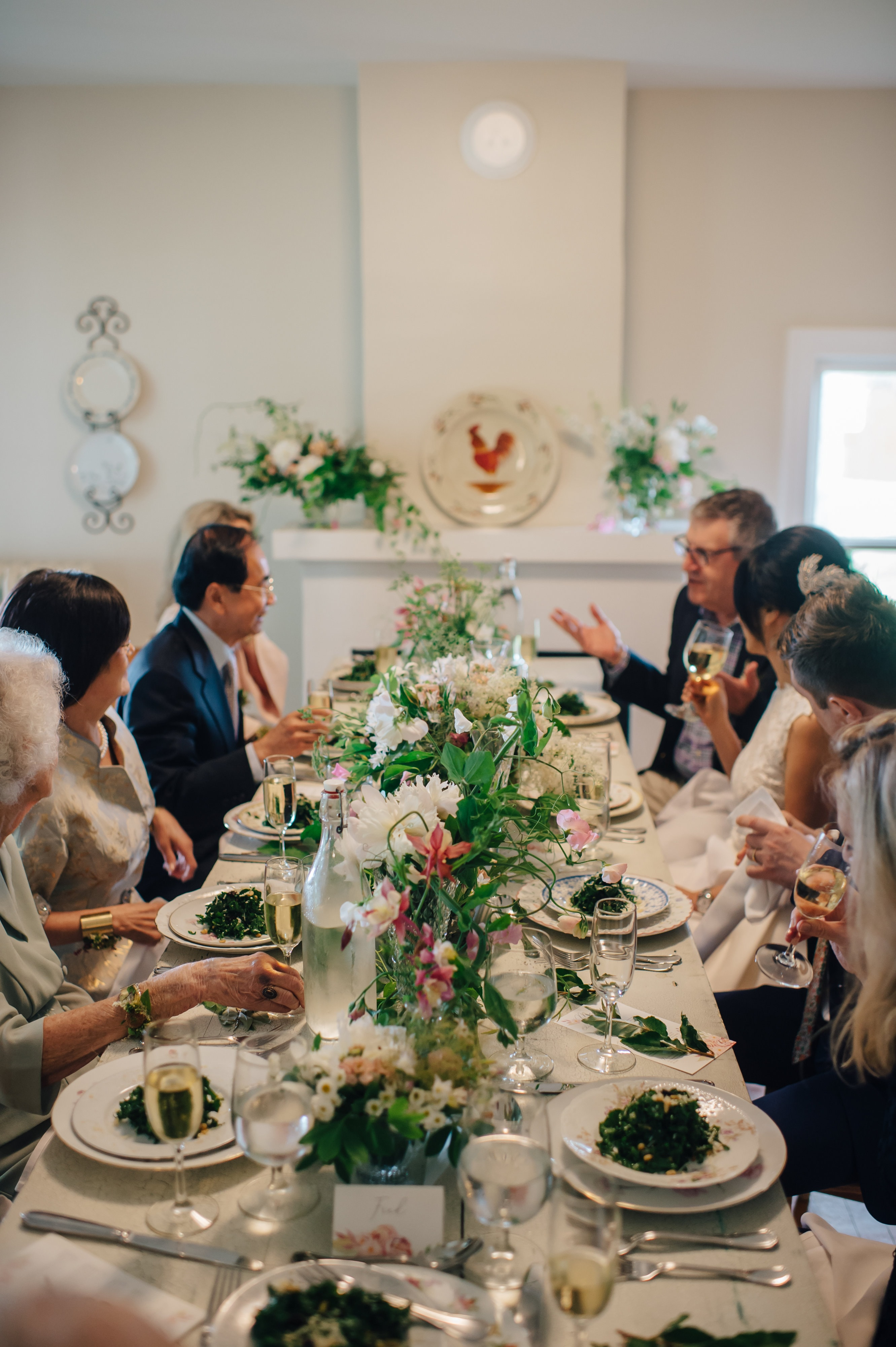 perfect intimate wedding, simply brilliant events, small wedding