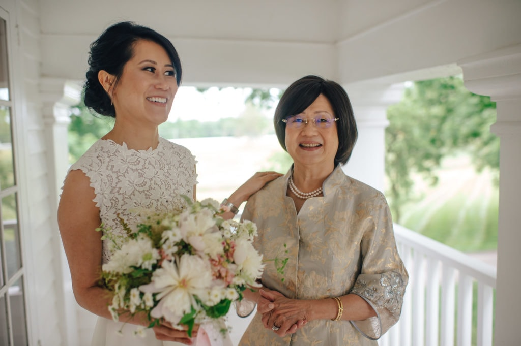 bride and mother photo, simply brilliant events