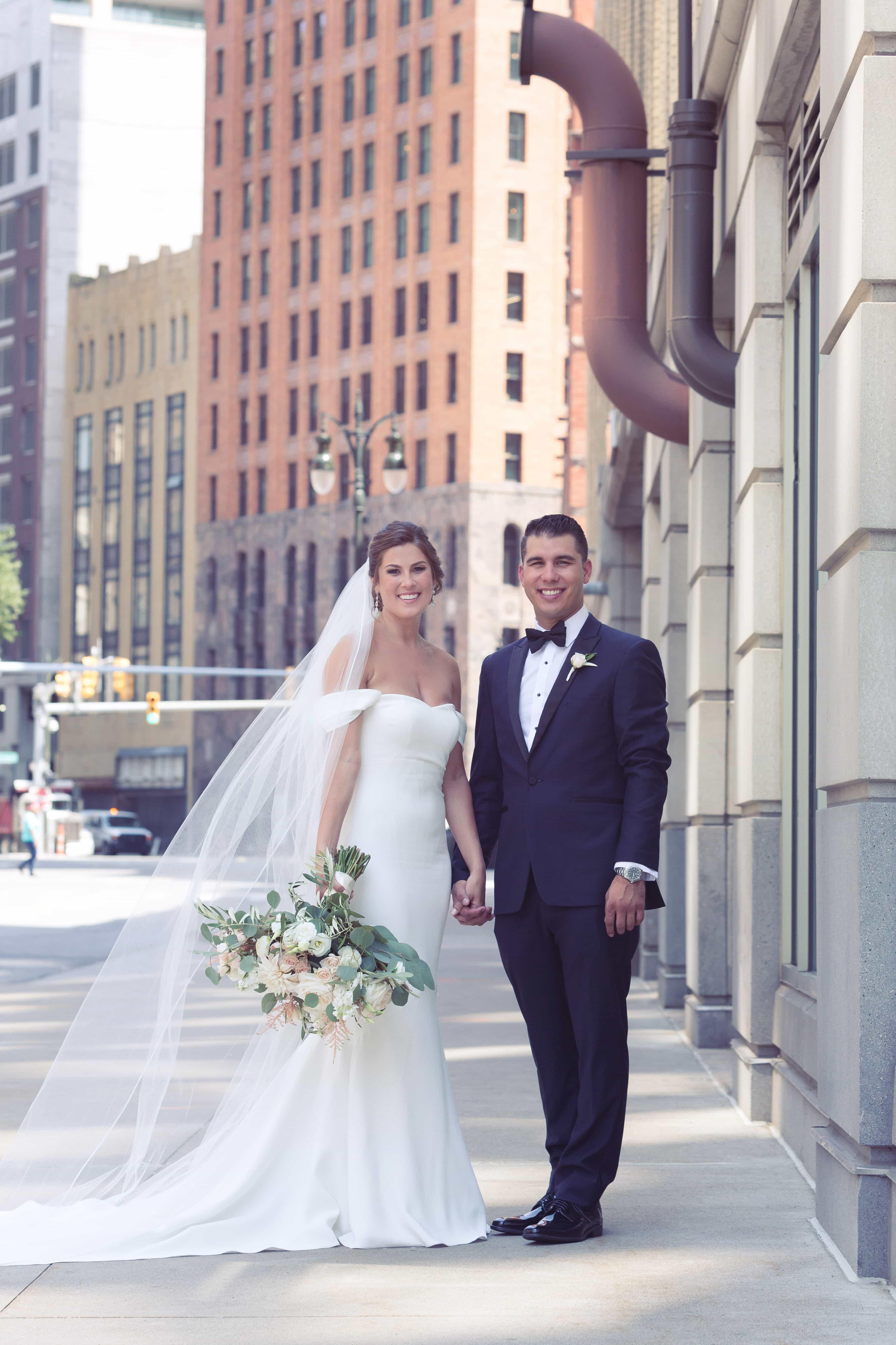 simply brilliant events, detroit destination wedding, detroit wedding planner