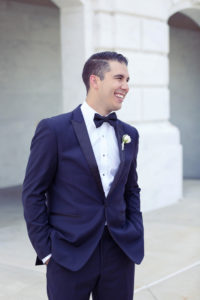 smiling groom, simply brilliant event
