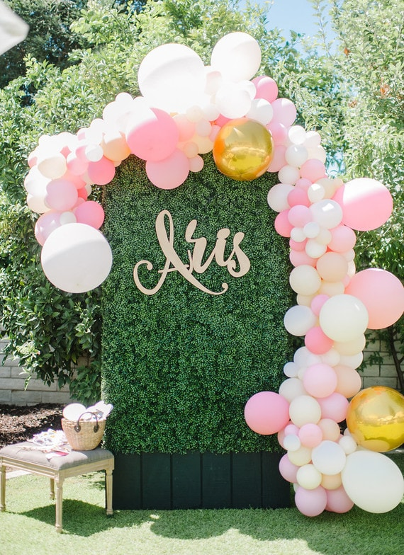 balloon trends, ceremony trends 2019, simply brilliant events