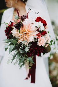 wedding trends 2019, simply brilliant events, bouquet trends 2019