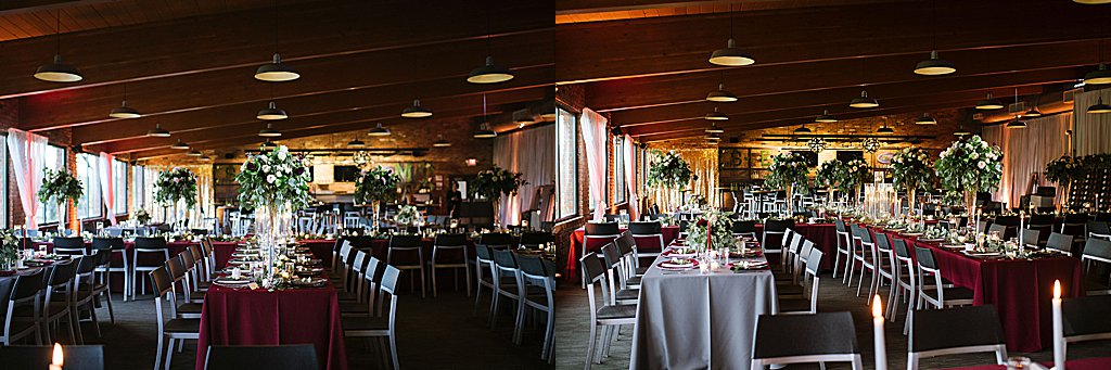 Elegant Ski Resort Wedding, simply brilliant events, elegant wedding, tablescape
