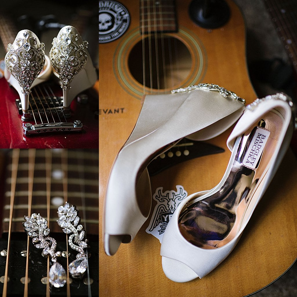 Elegant Ski Resort Wedding, simply brilliant events, elegant wedding, michigan, bridal shoes